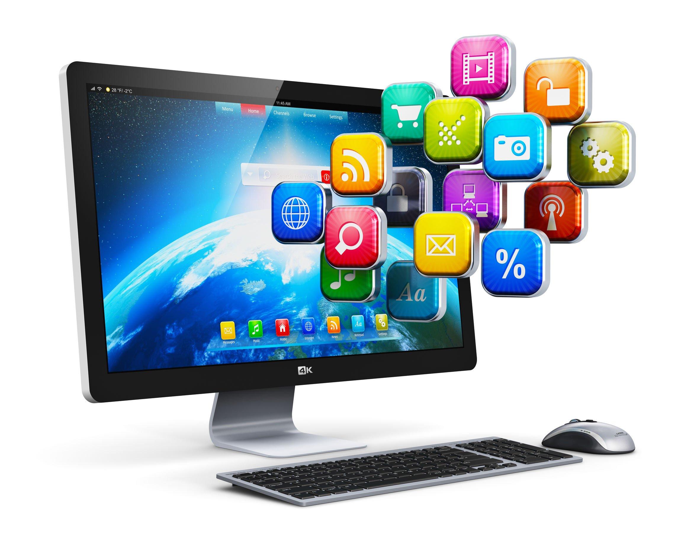 Computer Software Services - Main Tech Center